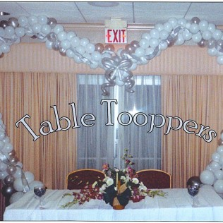 Table tooppers